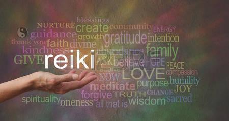 woordrelaties Reiki